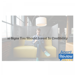 10 Signs You Should Invest In Credibility